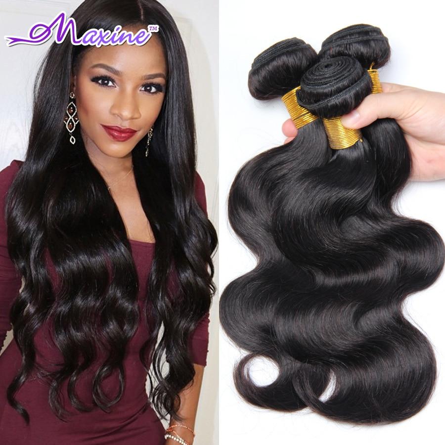 Brazilian Virgin Hair Body Wave 4Pcslot Brazilian Hair