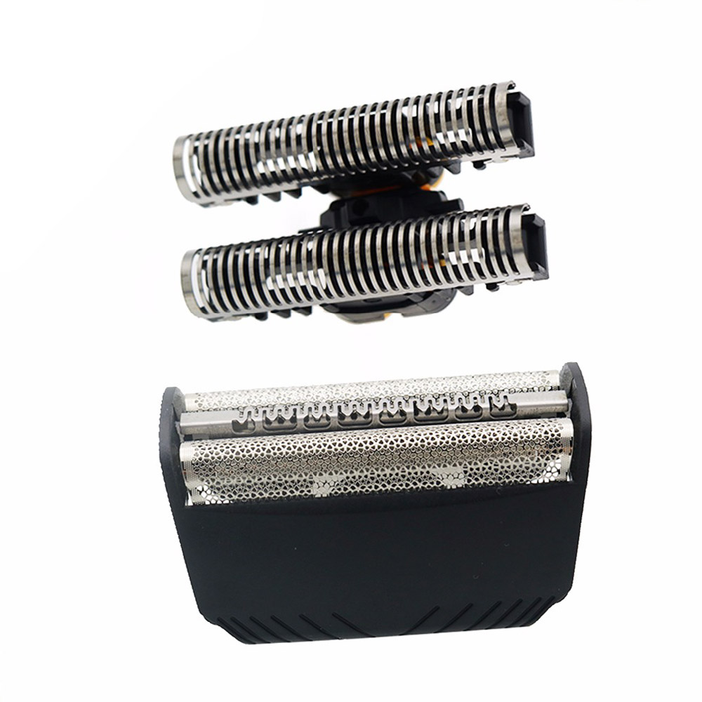 30B Foil Screen + Razor For Braun 3 Series SmartControl 4000 SyncroPro &7000 TriControl Series 5495 7505 7520 7650 Shaver Razor