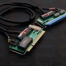 Новое поступление JAMMA удлинитель PCB конвертер с самостоятельным выходом-5 В и светодиодный напряжение для CBOX игра доска аркадная машина аксессуары Запчасти