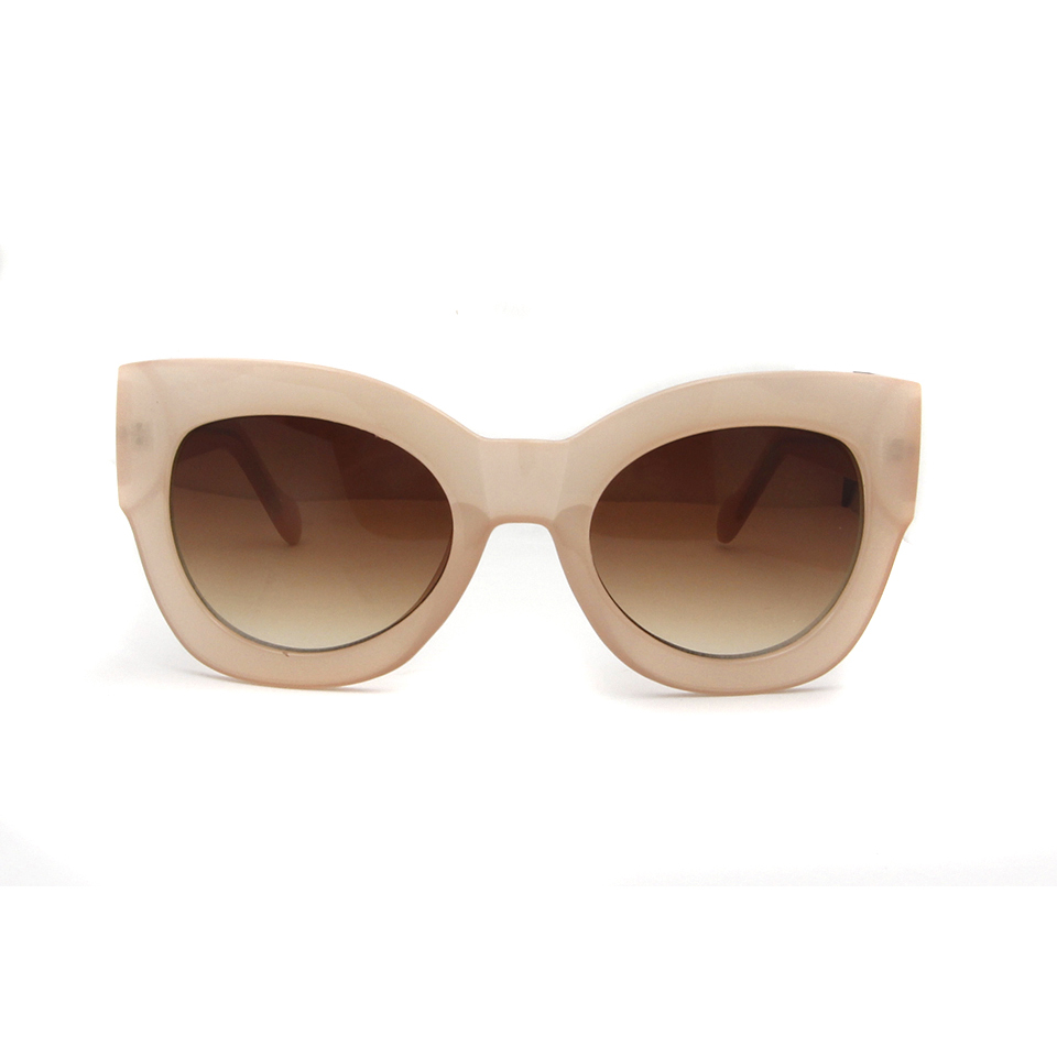 Großhandel Designer Black Fashion 2018 Oculos Uv light De Vintage 5 Stücke Sonnenbrille Frauen 400 Sorbern Pink Feminino sonnenbrille Sol Katzenaugen BR05xTWWn