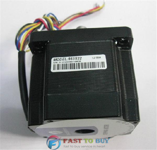 3-phase 86mm Stepper Motor 863S NEMA34 Series 863S22 Step Angle 1.2 Degrees 5.0A 2.0N.M New leadshine 3 phase stepper motor 863s42 nema34 series step angle 1 2 degrees 5 0a 4 0n m stepping motor drive
