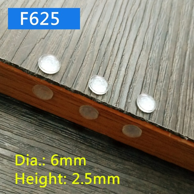 Us 4 74 5 Off 200 Grains 6x2 5mm Mini Cabinet Door Bumper Self Adhesive Silicone Damper Pad Accessories For Kitchen Cupboard Drawer Stop In Cabinet