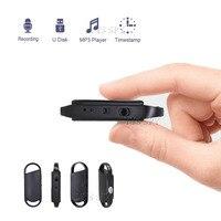 Portable Mini Voice Recorder Professional Micro Digital Audio Sound Recording Pen Small Keychain Dictaphone USB Disk MP3 Player