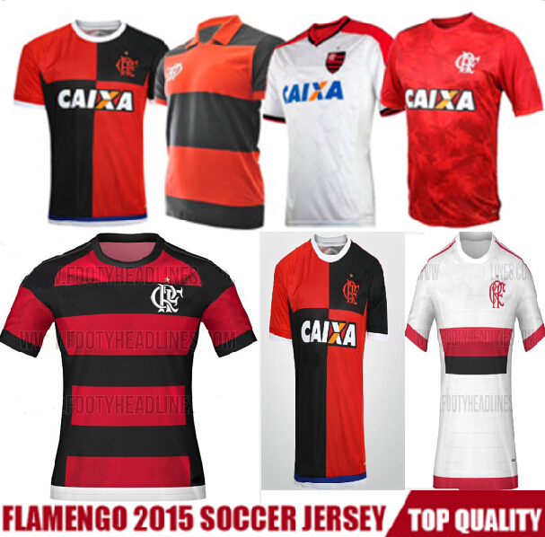 Thailand Best Quality 2017cr Flamengo Jersey 2017 2016 Rj Football Shirts Soccer Jerseys Free Shipping Flag In From Sports