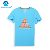 Gailang Brand Design Printed T Shirt Summer Men S Short Sleeve Tee Tops Plus Size XXXL