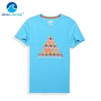 Gailang Brand Design Printed T Shirt Summer Men S Short Sleeve Tee Tops Plus Size XXXL