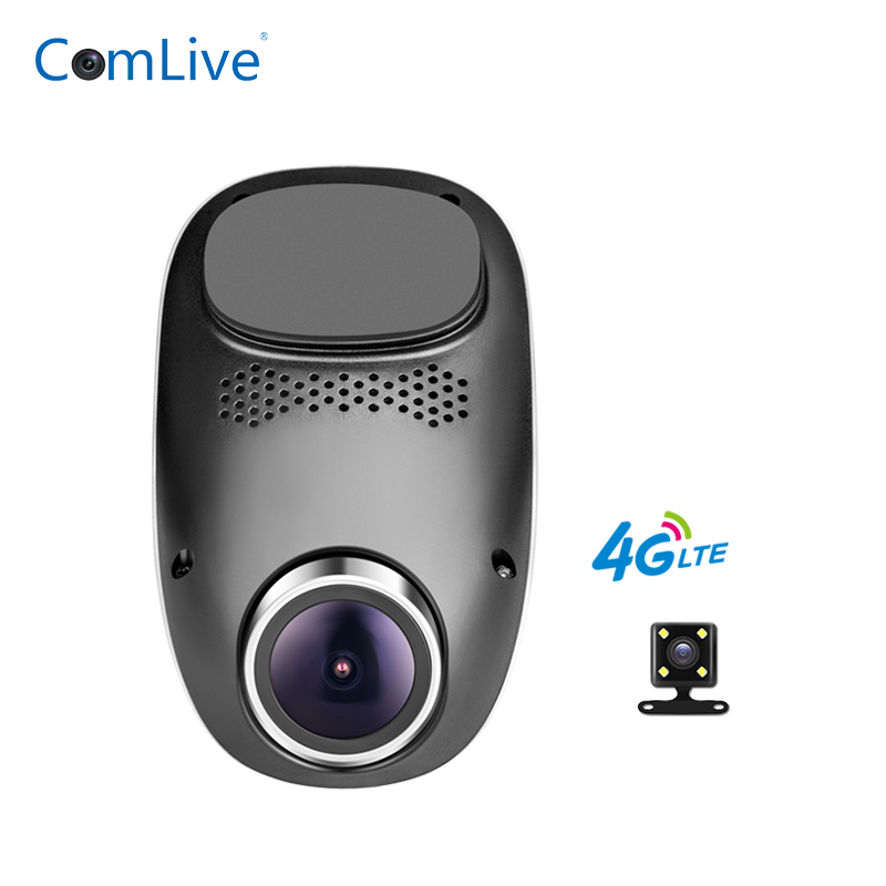 Camlive E01 4G dash cam ADAS car DVRs registrar HD1080P dual cams android 5.1 car camera video recorder WIFI dash car registrar ...
