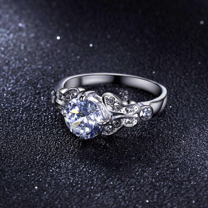 הגעה חדשה נירוסטה תכשיטי טבעת תכשיטים קלאסי סגנון חתונה טבעת מלא גודל משלוח חינם