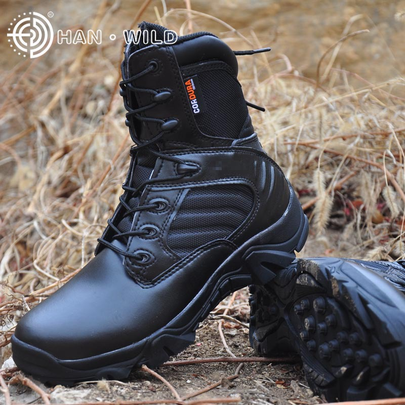 Bottes tactiques armée chaussures de plein air armée bottes forces spéciales tactiques désert bottes désert bottes tactiques