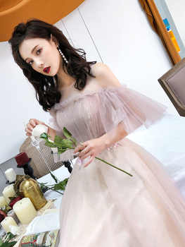 Slim Sexy Stylish Mesh Flower Evening Party GownFull Length Gowns Improved Qipao Wedding Dress cheongsam dress size S-XXL - DISCOUNT ITEM  45 OFF Novelty & Special Use