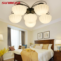 Modern Ceiling Lights For Indoor Home Lighting lamparas de techo Led Lamps For Living Room Bedroom luminaria teto pendente