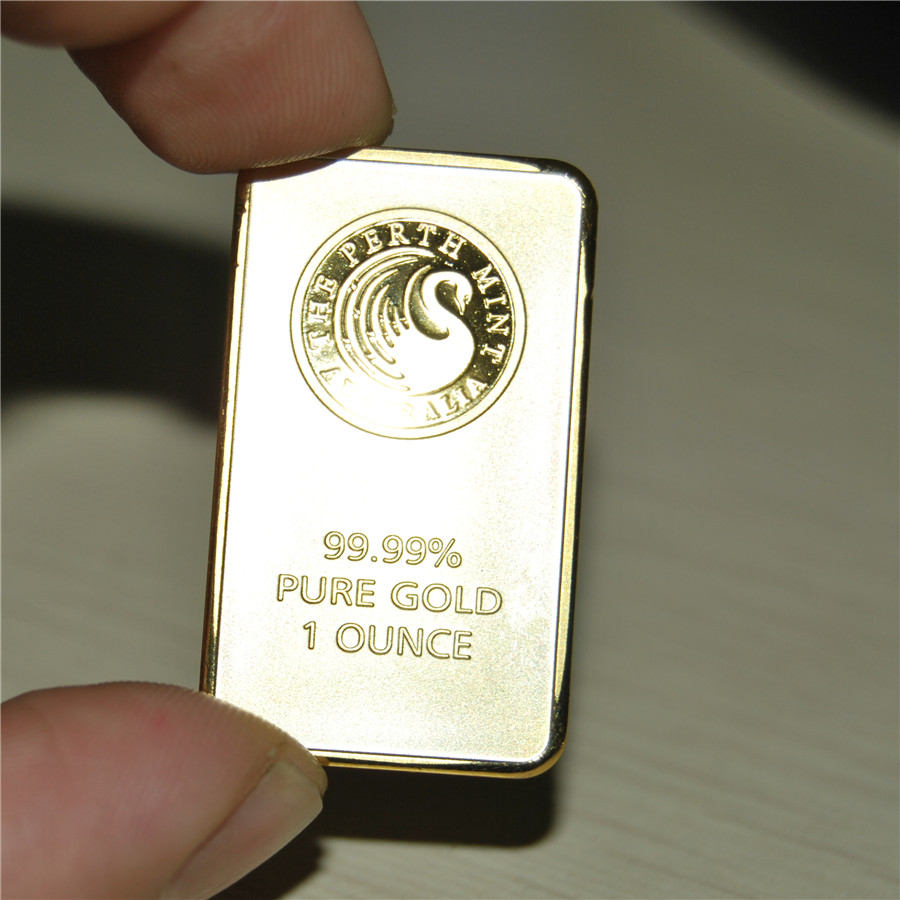 24k Gold Plated Perth Mint Australia