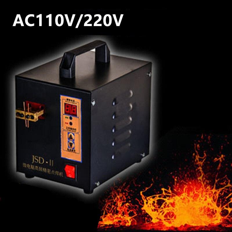 3KW Mobile puissance charge trésor 18650 lithium batterie machine de soudage par points feuille de nickel petite machine de soudage électrique
