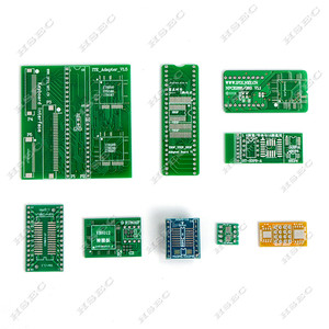 Image 5 - Original RT809H EMMC Nand Flash programmer Universal Programmer TSOP56 TSOP48 SOP44 Adapter VGA HDMI BGA63 BGA64 BGA153 BGA169