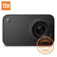 Xiaomi Mijia Mini Sport Action Camera 4K 30fps Video Recording WiFi Bluetooth Cameras With 145 Wide