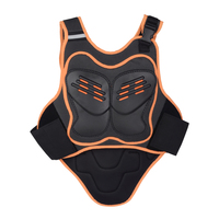 Motorcycle Armor Vest Motorcycle Protection Motorbike Chest Back Protector Armor Motocross Racing Vest Protective Gear