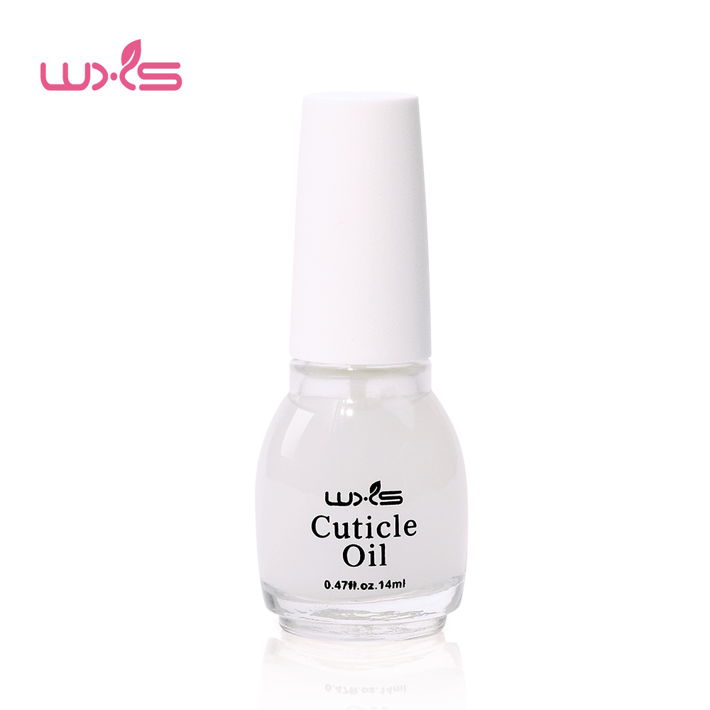 WXS 14ml Nail Softener Cuticle Remover Oil Manicure Tool Nutritional Cuticle Nail Treatment Soften Oil Dead Skin Soften Nail Oil