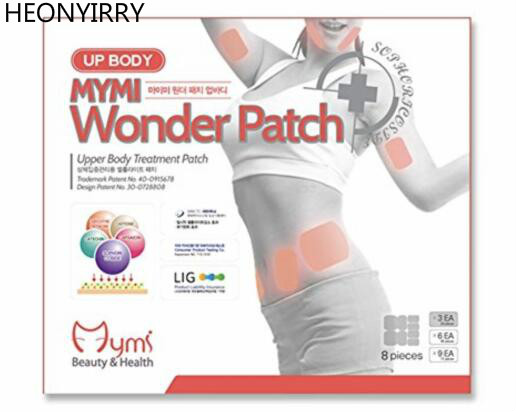 30 Days Face Up Body Slim Patch Mymi  Weight Loss  Wonder Patch Burning Fat Belly Arm Leg Slimming Massager Cellulite Adelgazar