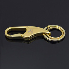 CDCOTN Creative Fashion Car Key Chain Custom Metal Mens Special Ring Accessories Gift Decoration