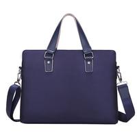 TOP POWER Luxury Brand Waterproof Oxford Cloth Men Laptop Bag Briefcase Fashion Men S Business Bags