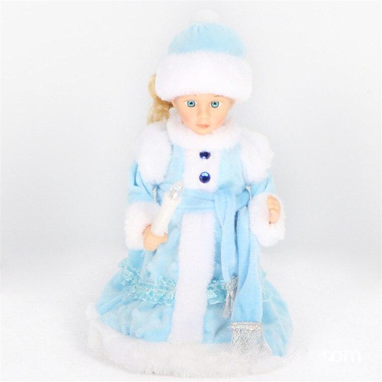 Quente russo cantando boneca de donzela de