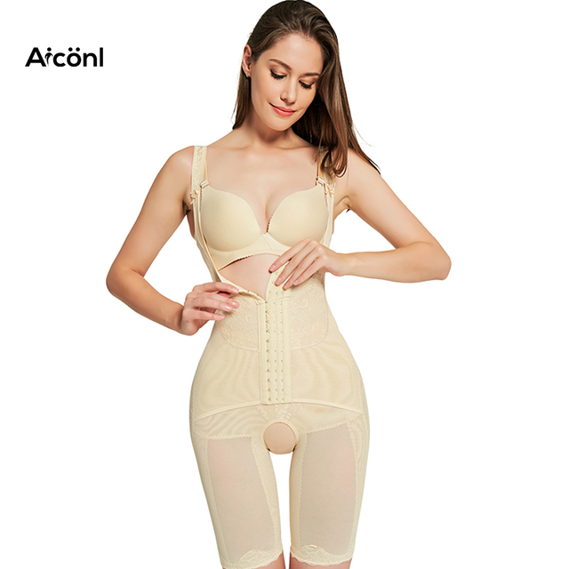 5ef5650d2 Shapewear Corset women shaping Underwear Corrective Full body shaper tummy  shaper Slimming butt lifter Bodysuit waist