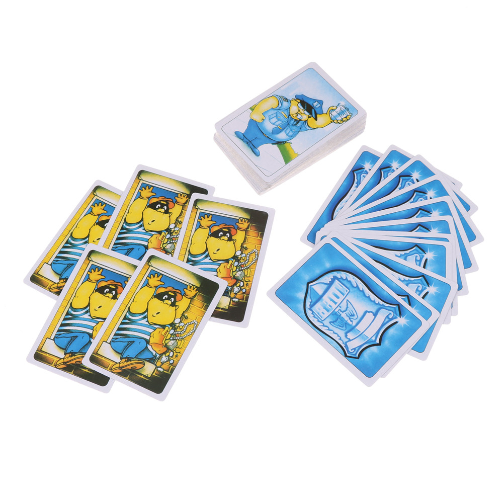 toyzhijia 10127cm wanted card game 3 5 players family