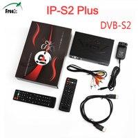 IPS2 Plus Pleine HD1080P DVB-S2 Numérique Vidéo Radiodiffusion Satellite Récepteur 1 année Français IPTV Option ROYAUME-UNI/US/CA/allemagne/EuropeTV