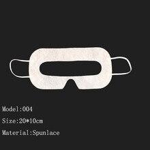 100 шт Защитная гигиеническая Маска Для Глаз Универсальная VR гигиеническая маска для Vive/PS VR/gear Oculus Rift