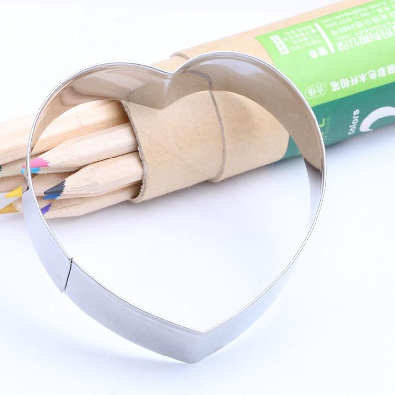 Mijiang Tooth Shaped Edelstahl Keks Ausstecher Fondant Backform - Küche, Essen und Bar - Foto 6