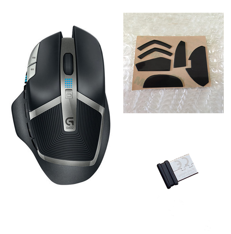 все цены на Logitech G602 Wireless Gaming Mouse,G602 mouse feet,G602 mouse receiver