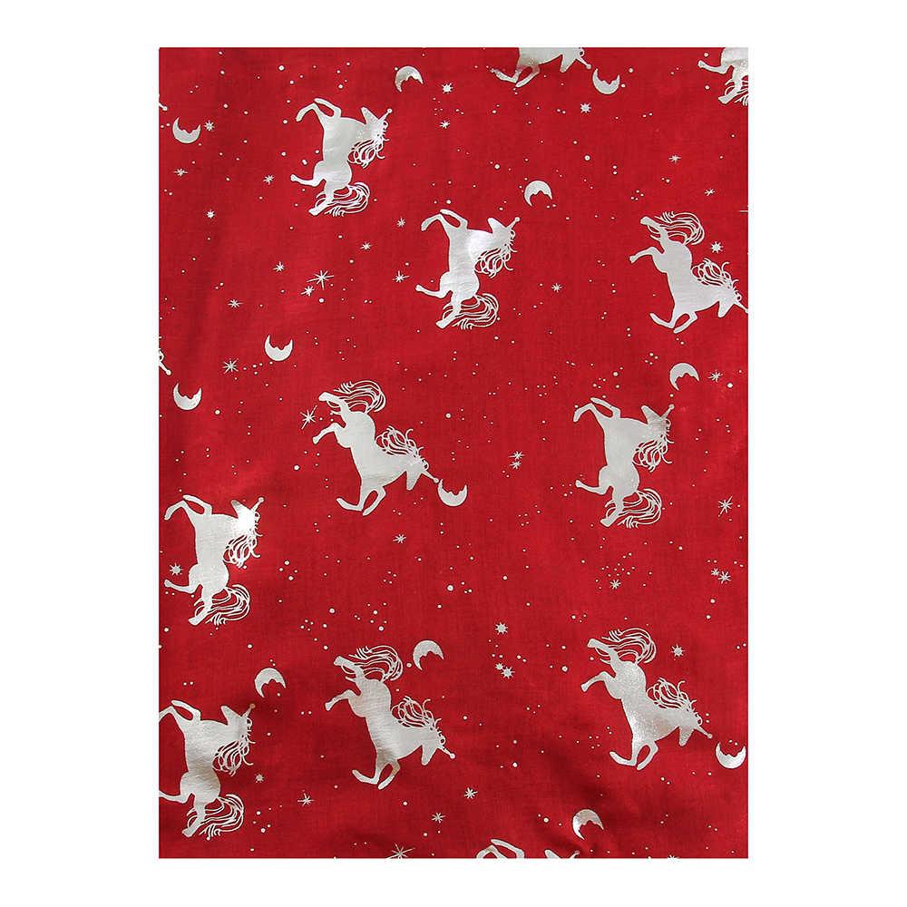 לwinfox חדש אופנה שחור מבריק רדיד רסיס כוכב ירח סוס צעיפים צעיף צעיפי נצנצים Unicorn צעיפי נשים נשי