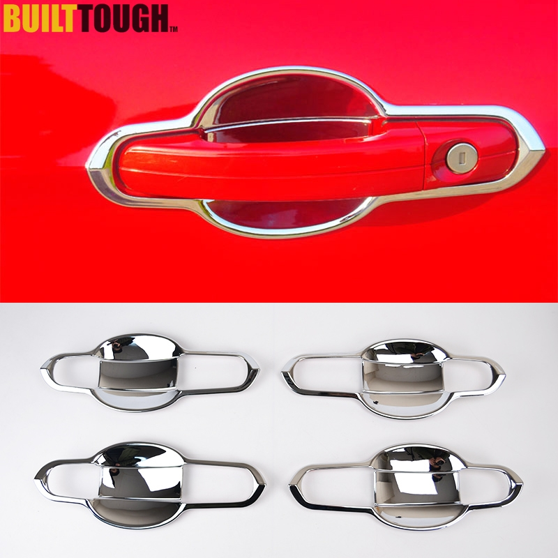 Fit for ford escape kuga chrome door handle bowl cup catch - 2013 ford escape interior door handle ...