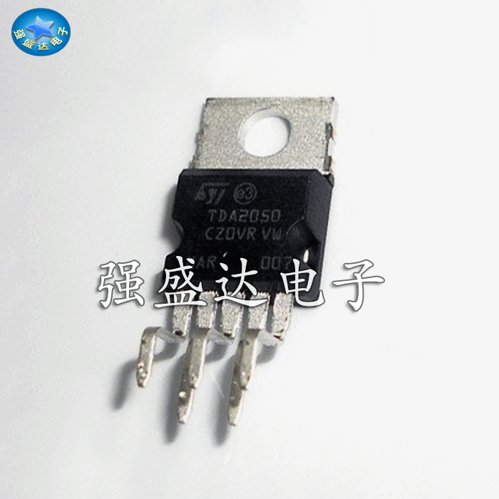 2019 ترويج البيع المباشر 100% جديد وأصلي TDA2050 TDA2050A 2050 مكبر للصوت الصوت مكبر كهربائي IC