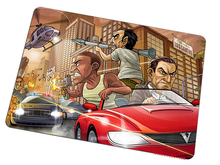 Grand Theft Auto mouse pad GRA Wholesale pad to mouse fighting computer mousepad gaming padmouse gamer to laptop keyboard mats