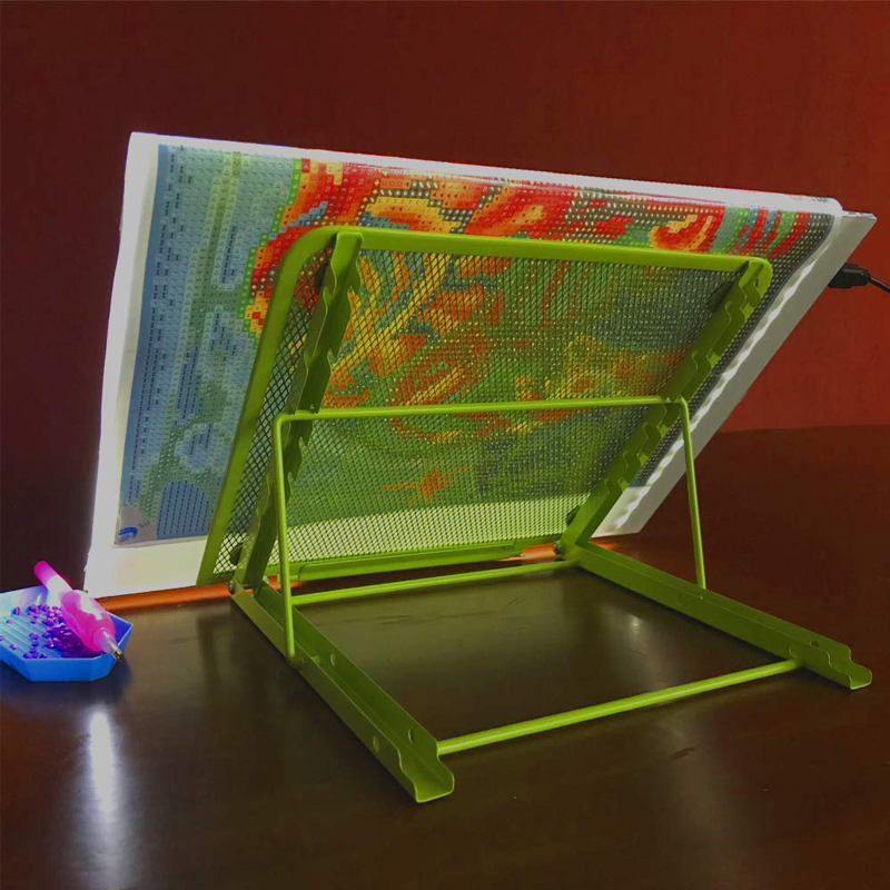 Diamond Painting Light Pad Stand7