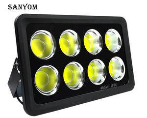 Floodlight LED Waterproof Billboard-Lamp 300W Outdoor High-Power 400W Super COB