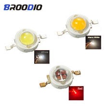 Broodio 5pcs 5W LED High Power Cold White Natural White Warm White RGB Red Green Blue Yellow Light Source Led V Aug21 original cree 10w xml t6 10w xml l2 xpe r3 3w xre q5 3w xte r5 5w xpg2 r5 5w warm cool white red green blue yellow