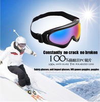3 PCS New Outdoor Sports Hiking Windproof Goggle Adult Snowmobile Snowboard Skate Ski Goggles X400 UV Protective Glasses Eyewear
