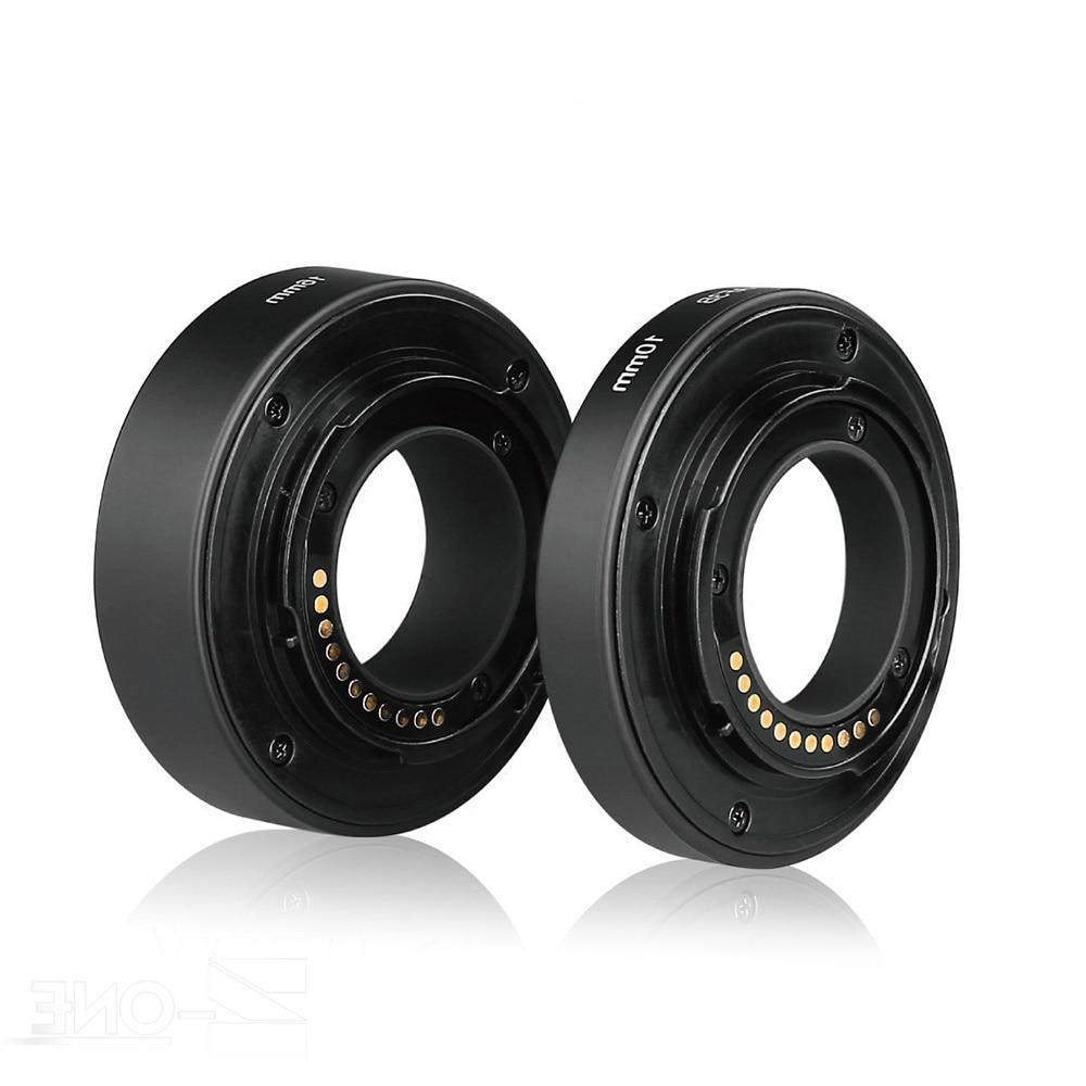 Image 5 - Mcoplus Macro AF Auto Focus Extension Tube Ring for panasonic lumix Olympus M4/3 Micro 4/3 Camera E M5 E PL6 GX1 GM5 G7 E PL7 G9-in Lens Adapter from Consumer Electronics