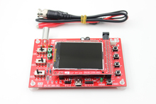 DSO138 2.4″ TFT Handheld Pocket-size Digital Oscilloscope Kit DIY Parts for Oscilloscope Electronic Learning Set Raspberry pi 2