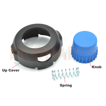T25 Nylon Trimmer Head Bump Spring and Cover Kit 537338701 537338801 537338501