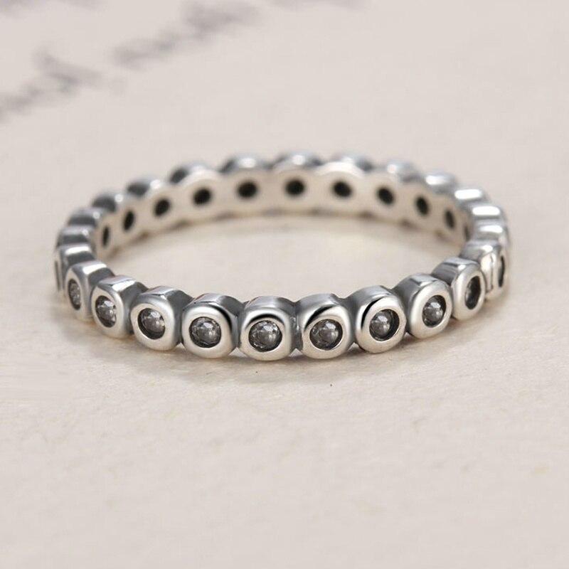 Octbyna Горячая Корона и в форме сердца стильные брендовые кольца для женщин вечерние кольца на палец для женщин очаровательные подарочные украшения Прямая поставка - Цвет основного камня: A10