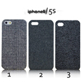 Elegante bonito elegent plush anti-knock back cover pc disco phone case para iphone 5s 5