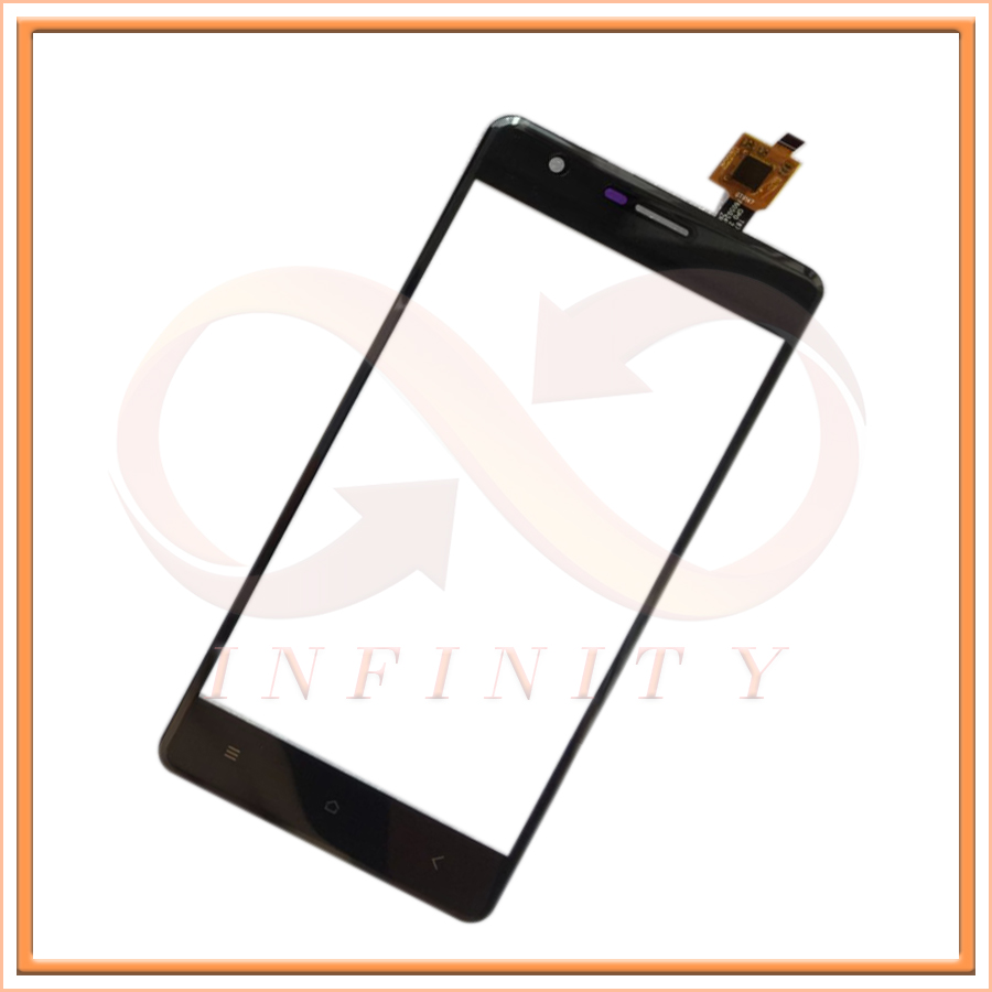 In Stock 100% 5 inch Glass For Homtom HT5 Touch Screen Digitizer Panel Repair Replacement With Tracking Number