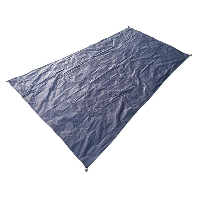 3F UL GEAR LANSHAN 2 original silnylon footprint 210*110cm high quality groundsheet