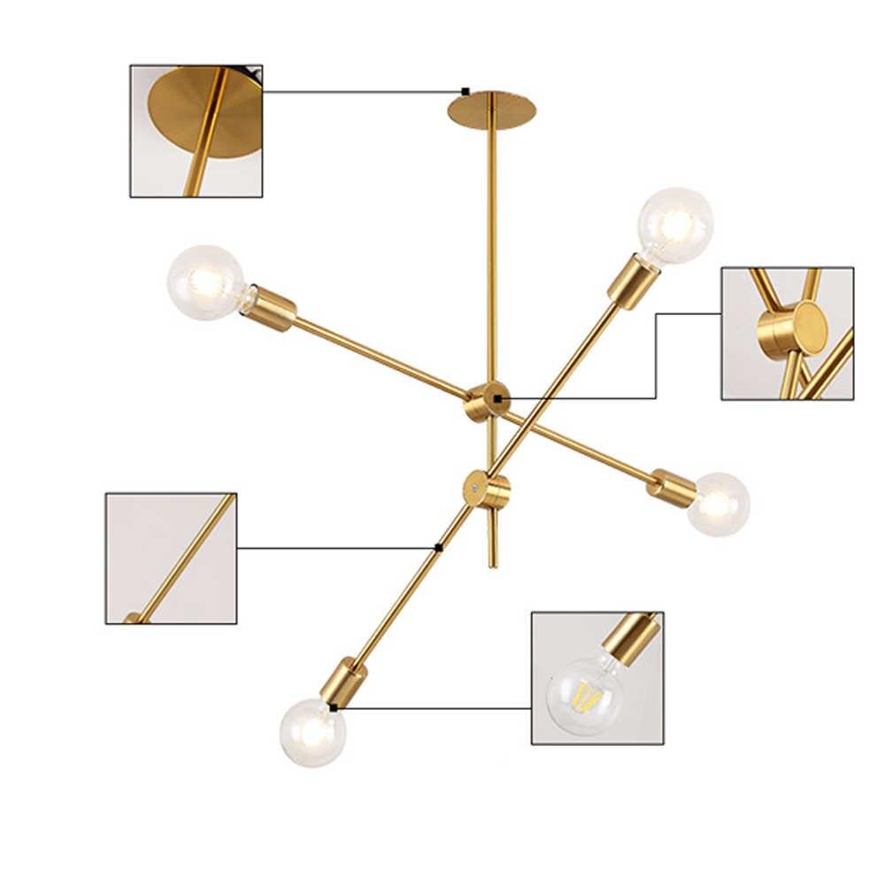 북유럽 현대 펜던트 조명 긴 극 디자이너 pedant 램프 천장 예술 장식 매달려 램프 바 식당 주방 거실