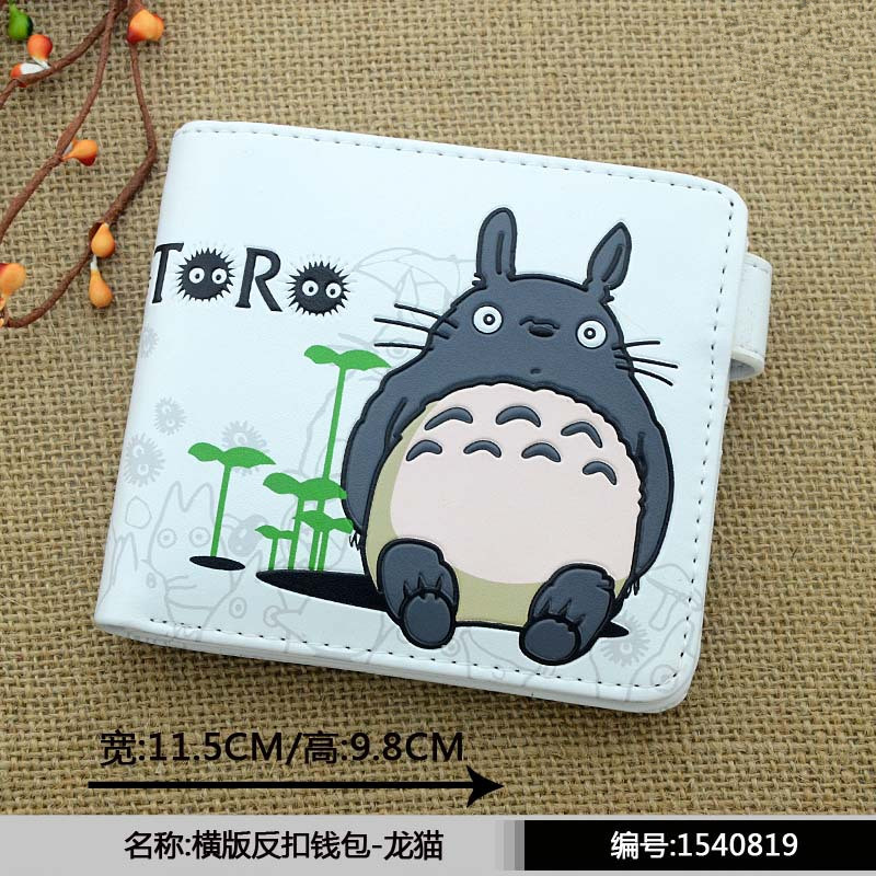 New Fashion Style Cartoon Wallet One Piece/Hokage Ninjia/Black Butler PU Purse Men Wallets ONE PUNCH-MAN Anime kids Hasp wallet 2016 anime one punch man wallets cute pu short cartoon long purse ab195