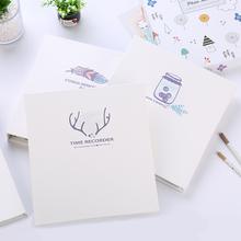 2018 new Laminated loose-leaf creative diy handmade album this souvenir book love memoirs pasted romantic records of lovers