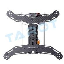 Fpv quadcopter Tarot Mini 300 fpv drone Verre En Fiber De Carbone quadcopter caméra cadre rc drones de bricolage Accessoires hélicoptère kit